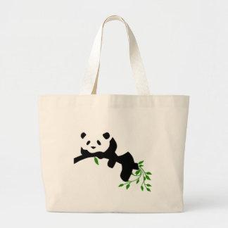 Resting Panda. Bag