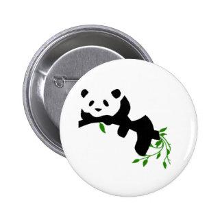 Resting Panda. Buttons