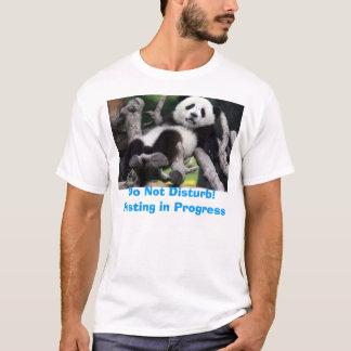 Resting Panda Cub T-Shirt