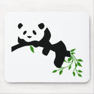 Resting Panda. Mouse Pad