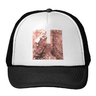 Resting Pole Trucker Hat