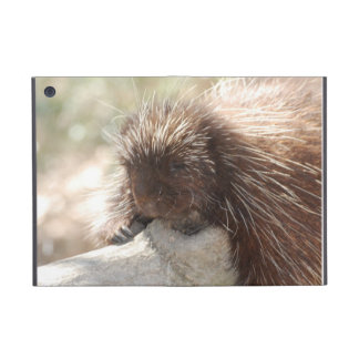 Resting Porcupine Cases For iPad Mini