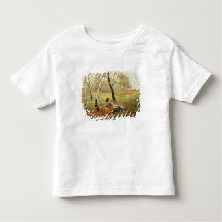 Resting Toddler T-shirt