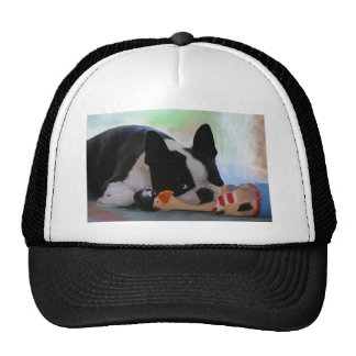 Resting Trucker Hat