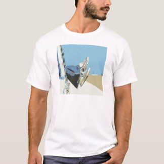Resting while travelling design T-Shirt