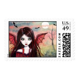 Restless Dusk Vampire Stamps