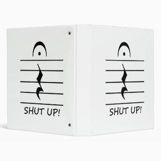 """Resto de la notación de música con cerrado para ar carpeta 1"""""""