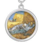 Resto del mediodía, Vincent van Gogh Joyeria