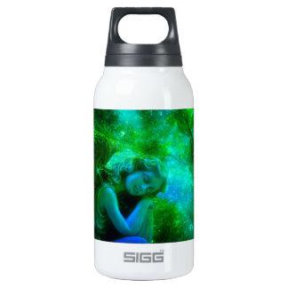 Resto en sueño pacífico botella isotérmica de agua