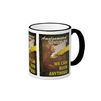 Restoration Humor Ringer Coffee Mug