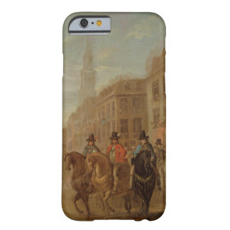 Restoration Procession of Charles II at Cheapside, Barely There iPhone 6 Case