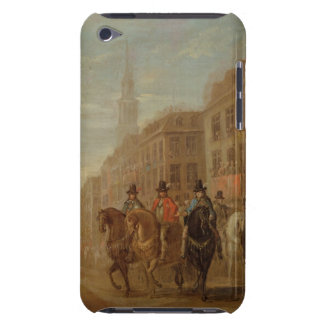 Restoration Procession of Charles II at Cheapside, Case-Mate iPod Touch Case