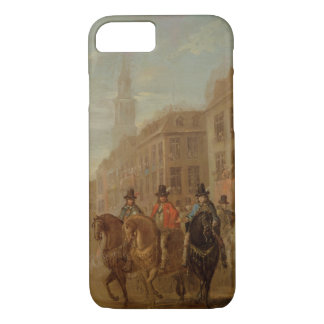 Restoration Procession of Charles II at Cheapside, iPhone 7 Case