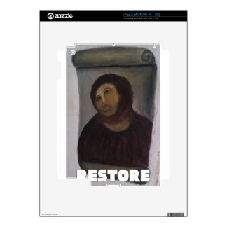 RESTORE 1 DECAL FOR iPad 2