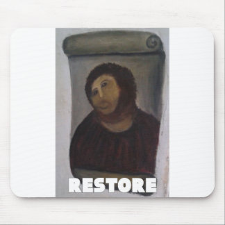 RESTORE 1 MOUSE PAD