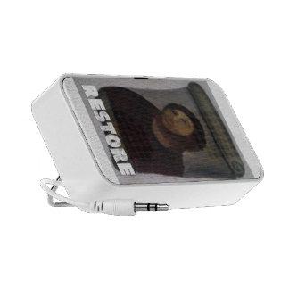 RESTORE 1 MP3 SPEAKERS