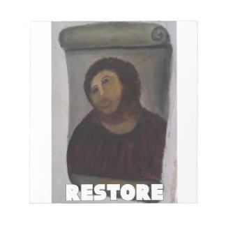 RESTORE 1 NOTEPADS