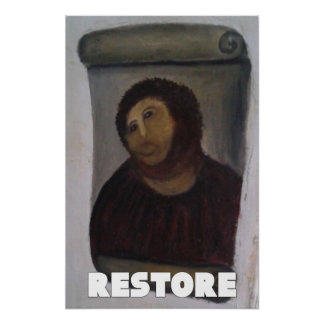 RESTORE 1 POSTER