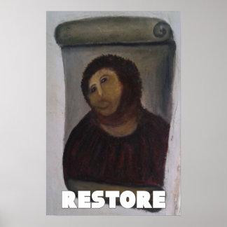 RESTORE 1 PRINT