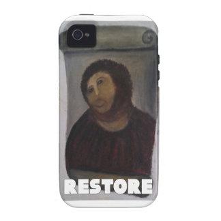 RESTORE 1 VIBE iPhone 4 CASE