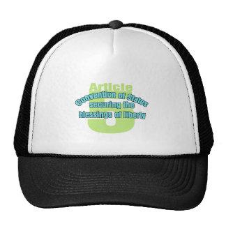 Restore American Liberties Trucker Hat