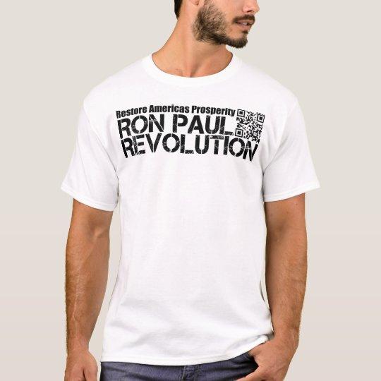 Restore Americas Prosperity - Ron Paul T-Shirt