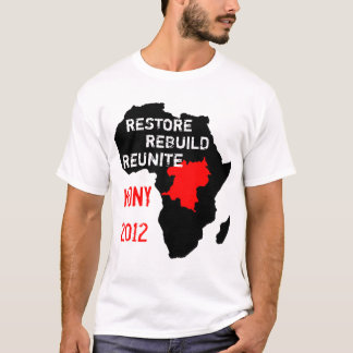 Restore Central Africa T-Shirt