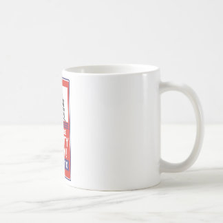 Restore Sanity Now mug