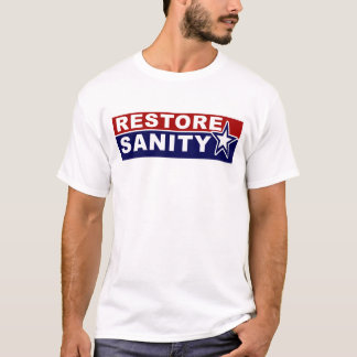 Restore Sanity Shirts