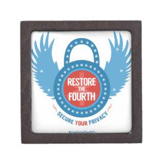 Restore the 4th Swag Premium Jewelry Box