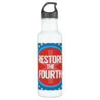 Restore The Fourth 24oz Water Bottle (<em>$26.95</em>)