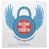 Restore The Fourth Cloth Napkins (<em>$36.95</em>)