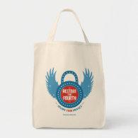 Restore The Fourth Grocery Tote Bag (<em>$15.80</em>)