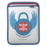 Restore The Fourth... iPad Sleeve (<em>$48.50</em>)