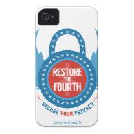 Restore The Fourth iPhone 4 Covers (<em>$42.95</em>)