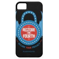 Restore The Fourth... iPhone SE/5/5s Case (<em>$36.90</em>)