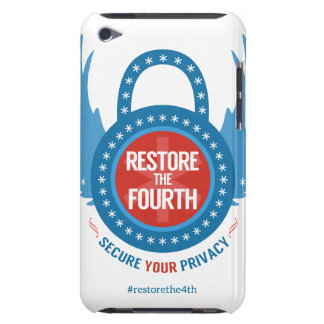 Restore The Fourth... iPod Touch Case-Mate Case