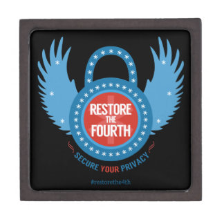 Restore The Fourth... Keepsake Box