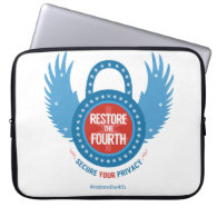 Restore The Fourth Laptop Computer Sleeve (<em>$31.65</em>)