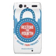 Restore The Fourth Motorola Droid RAZR Case (<em>$44.95</em>)