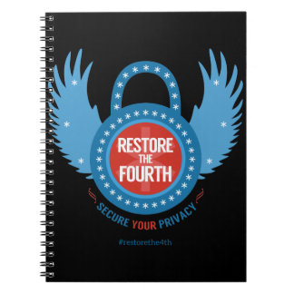 Restore The Fourth... Notebook