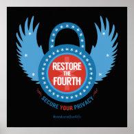Restore The Fourth Poster (<em>$27.90</em>)