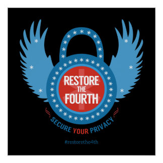 Restore The Fourth... Poster