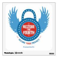 Restore The Fourth Room Stickers (<em>$17.90</em>)
