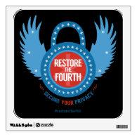 Restore The Fourth Wall Decals (<em>$17.95</em>)