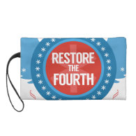 Restore The Fourth... Wristlet (<em>$52.75</em>)