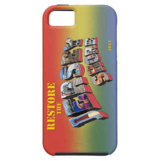 Restore the Jersey Shore iPhone 5 cover