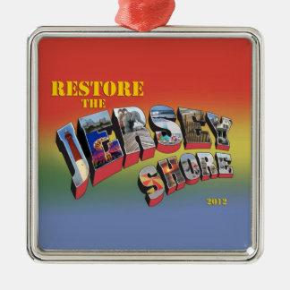 Restore the Jersey Shore ornament