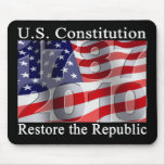 Restore the Republic mousepad