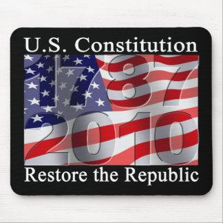 Restore the Republic mousepad